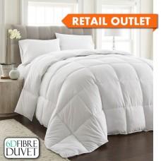 Hotel Duvet Napier 6D Fibre Retail Outlet