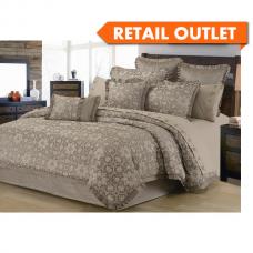 Pandora 6 Piece Luxury Comforter Set Retail Outlet