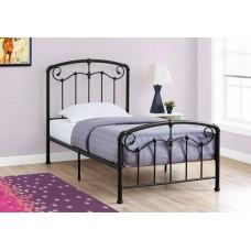 Oakley Commercial Metal Platform Bed