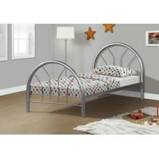 Oliver Commercial Metal Platform Bed - Twin
