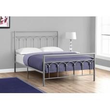 Ombre Commercial Metal Platform Bed