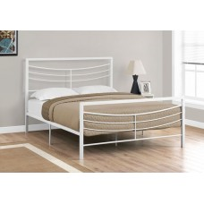 Oscar Commercial Metal Platform Bed