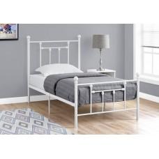 Otis Commercial Metal Platform Bed - Twin