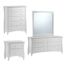 Chloe Furniture Collection Solid Wood