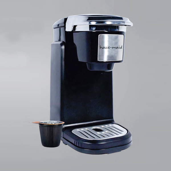 Coffee maker k cup compatible for Small apartment coffee maker