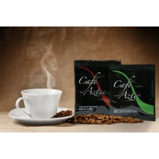 Cafe Aztec Arabica Coffee Pod Filter Pouches 1 Cup 4 Cup