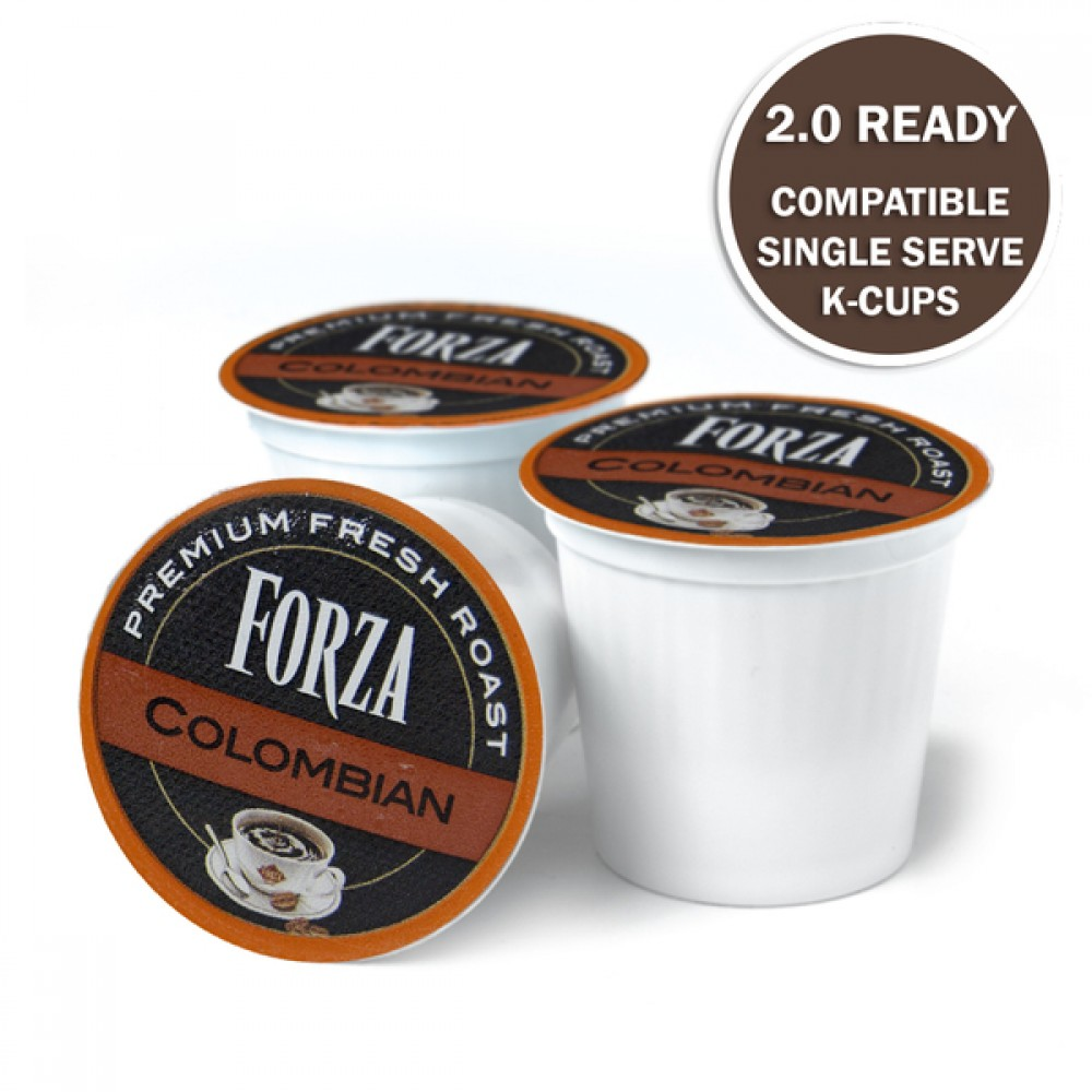 Single Serve K Cup Colombian Coffee Pods 2 0 Compatible