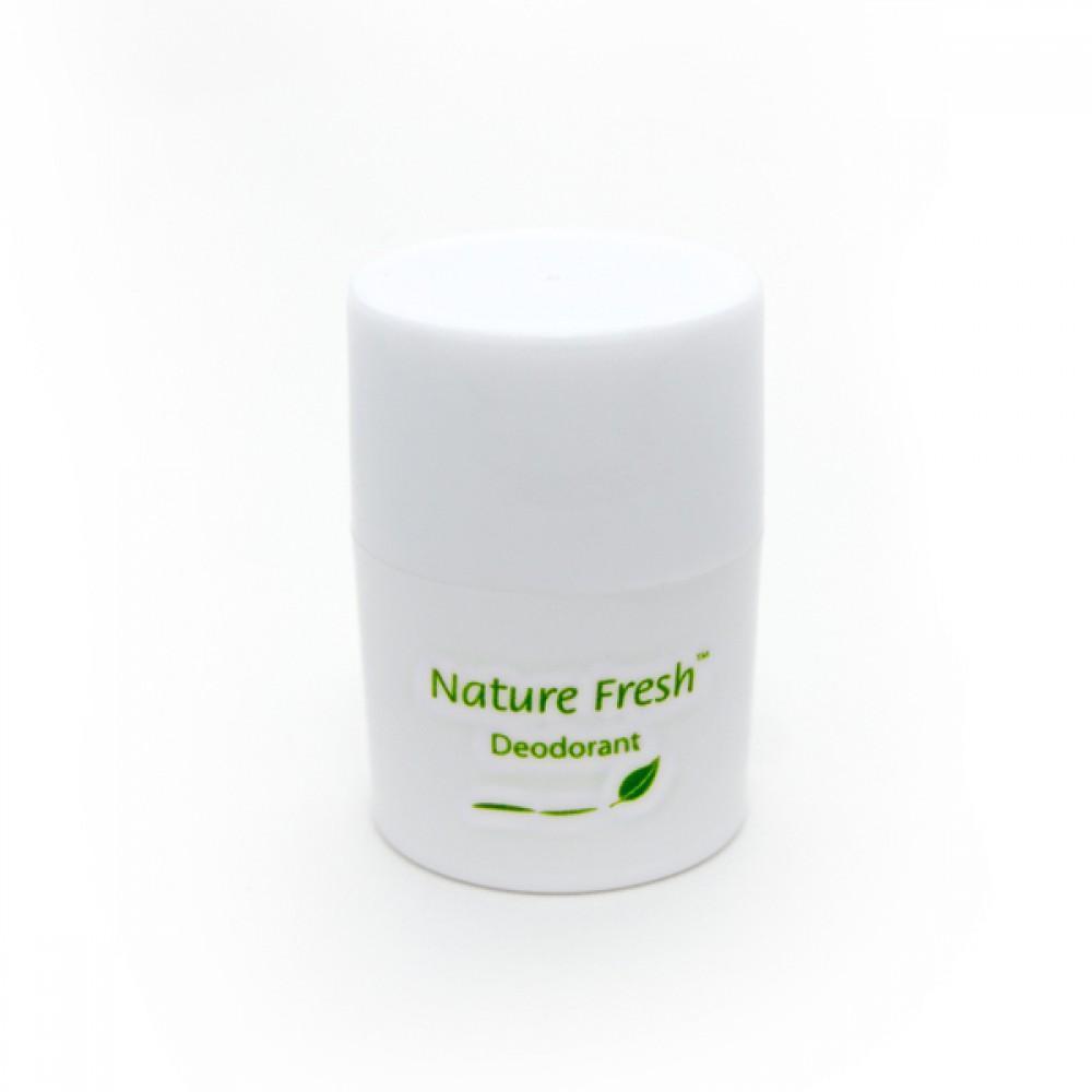 nature fresh deodorant temporarily individually razor wrapped