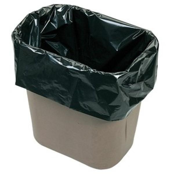 garbage can liner black 20x22. Black Bedroom Furniture Sets. Home Design Ideas