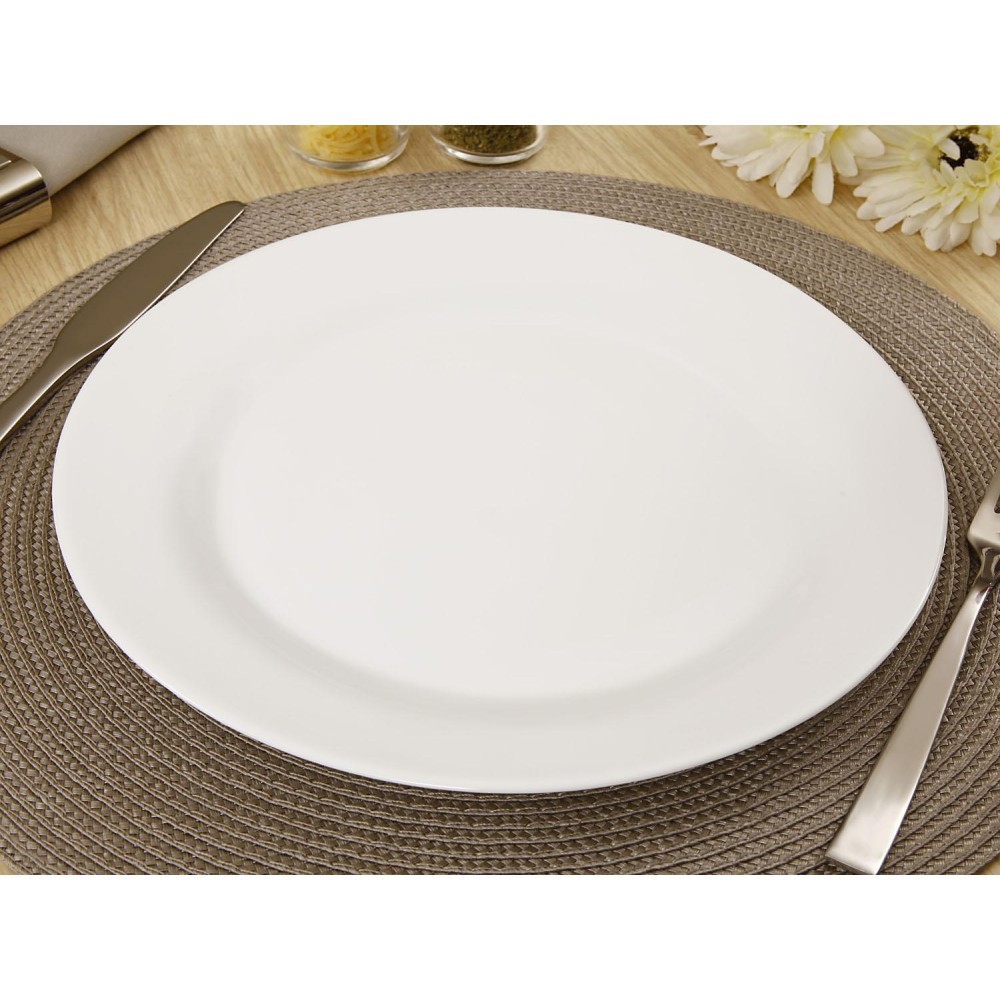 Dinner Plates 10.75 Inch Round Break And Chip Resistant  sc 1 st  Omland Hospitality Canada & Dinner Plate 10.75 Inch Round Break And Chip Resistant Dinnerware
