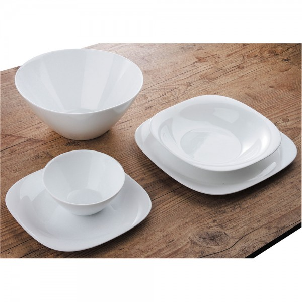 Dinner Plates 10 Inch Square Break And Chip Resistant  sc 1 st  Omland Hospitality Canada & Plates 10 Inch Square Break And Chip Resistant