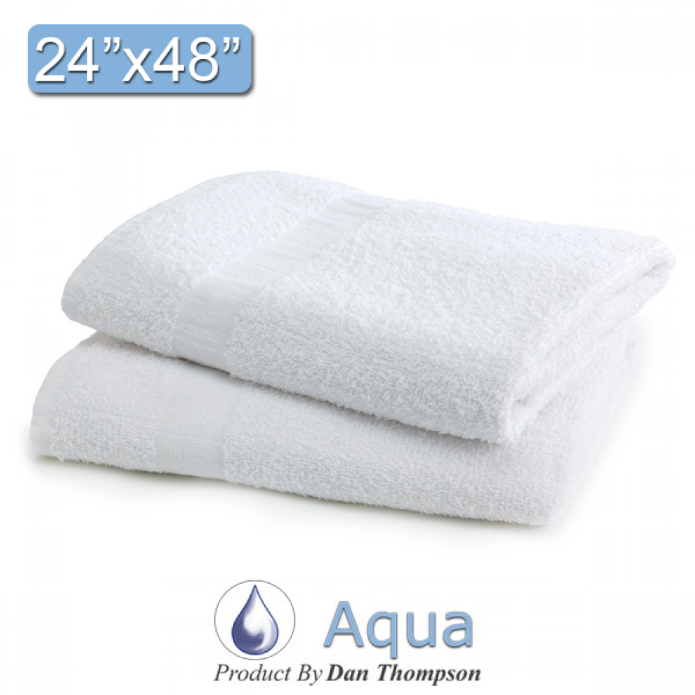 Aqua Bath Towels 24x48 Inches Hotel Towels Wholesale Towels