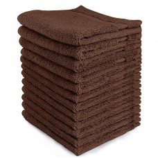 Chocolate Brown  Towel Collection